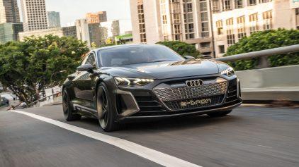 Así se fabrica el Audi e-tron GT