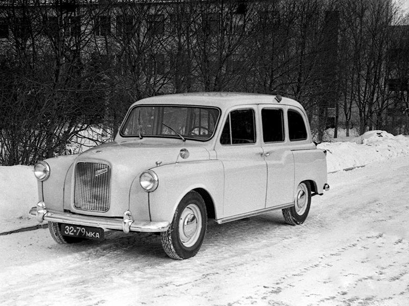 Austin FX4 1958 1