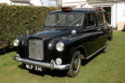 Austin FX4 1962