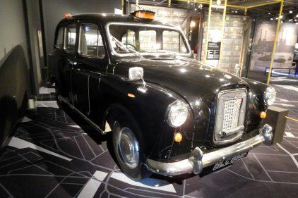 Austin FX4 museo
