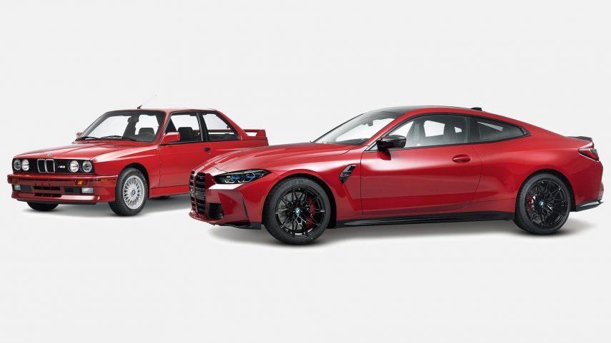 BMW presenta al M3 (E30) Ronnie Fieg Edition y al M4 Kith Concept