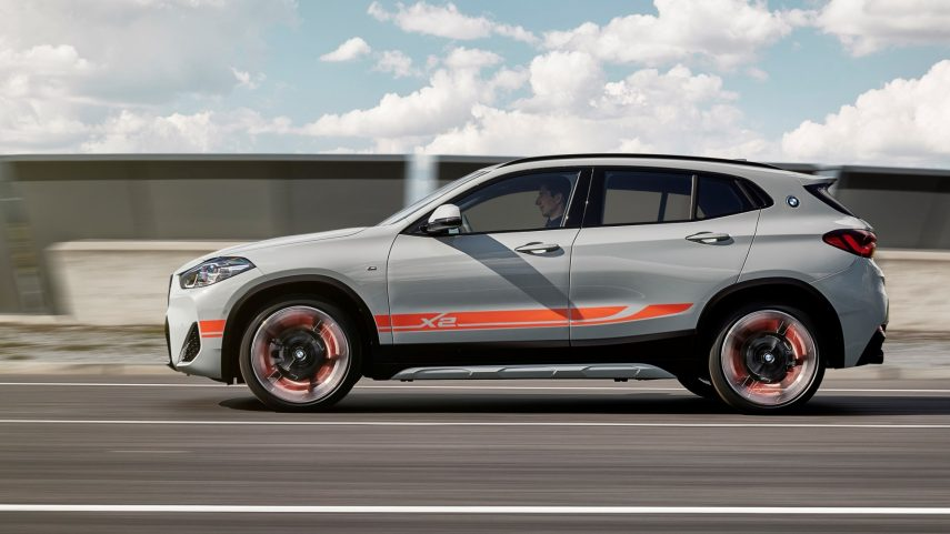 BMW X2 M Mesh Edition 2021 (48)