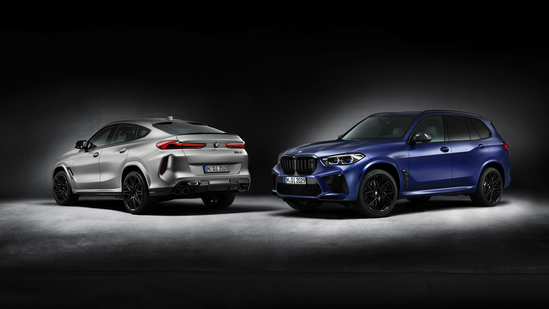 Aterrizan (tarde) los BMW X5 y X6 M Competition First Edition