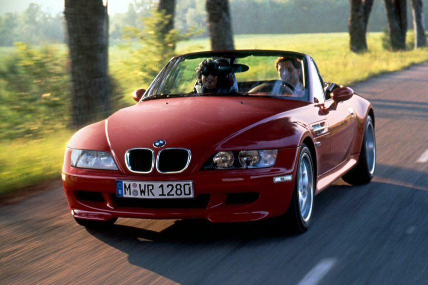 Coche del día: BMW Z3 M Roadster