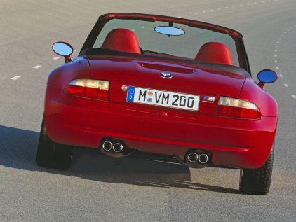 BMW Z3 M Roadster 3