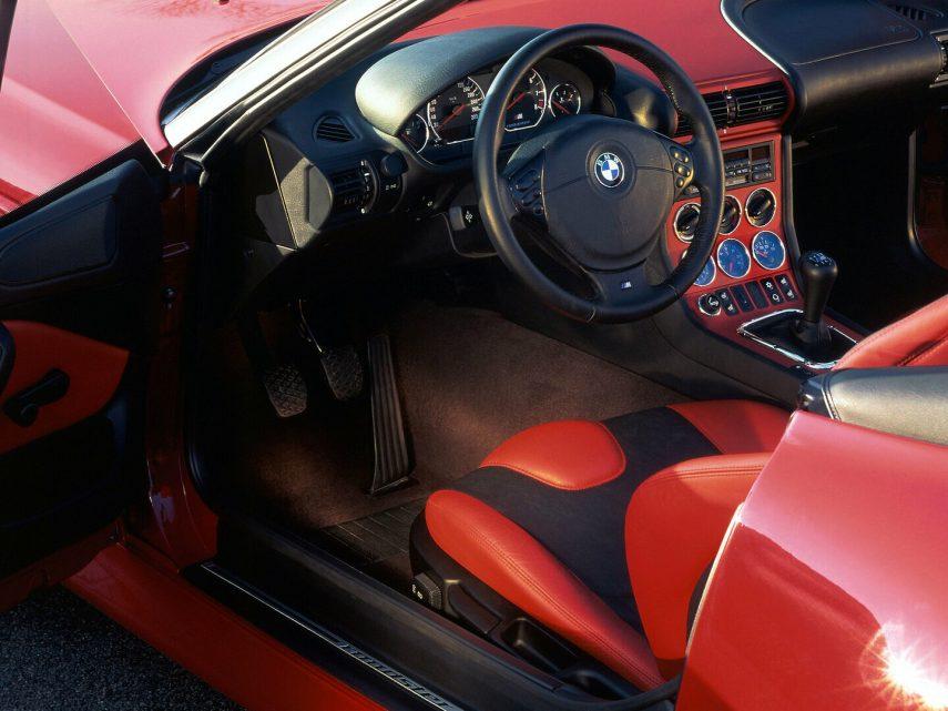BMW Z3 M Roadster 4