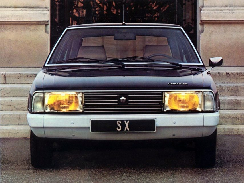 Coche del día: Chrysler 150 SX automático