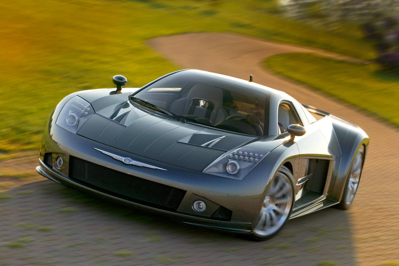 Coche del día: Chrysler ME Four-Twelve Concept