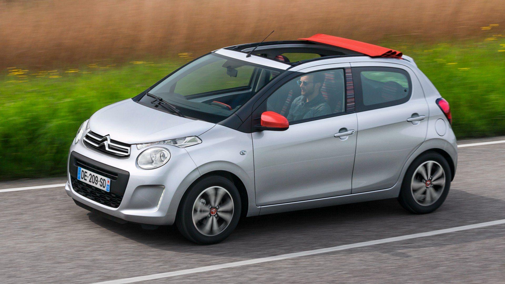 El Citroën C1 y el Peugeot 108 están en la cuerda floja
