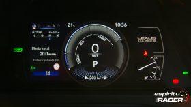 Contacto Lexus UX 300e 19