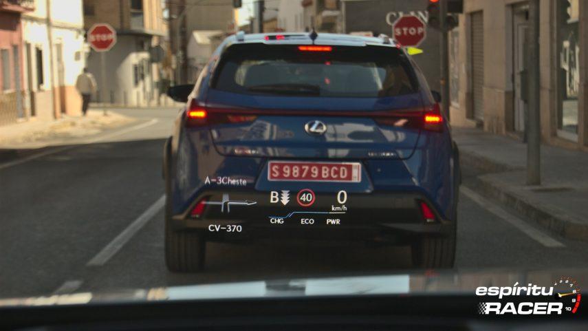 Contacto Lexus UX 300e 20