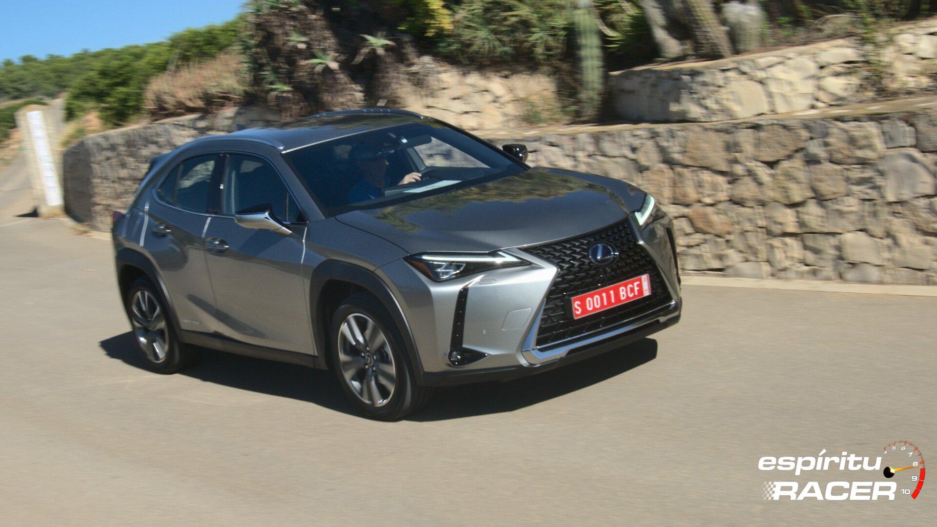 Prueba de contacto: Lexus UX 300e