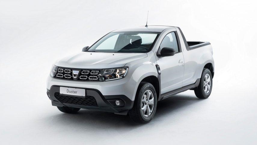 Esta es la nueva Dacia Duster Pick-up 2021