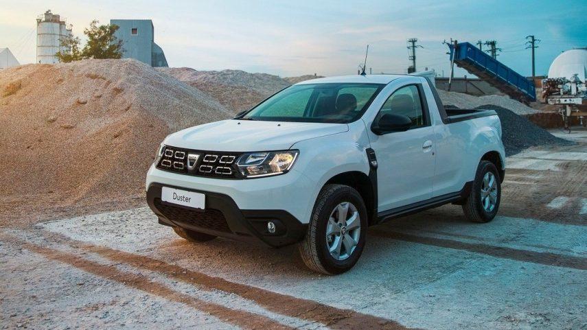 Dacia Duster Pick Up (2)