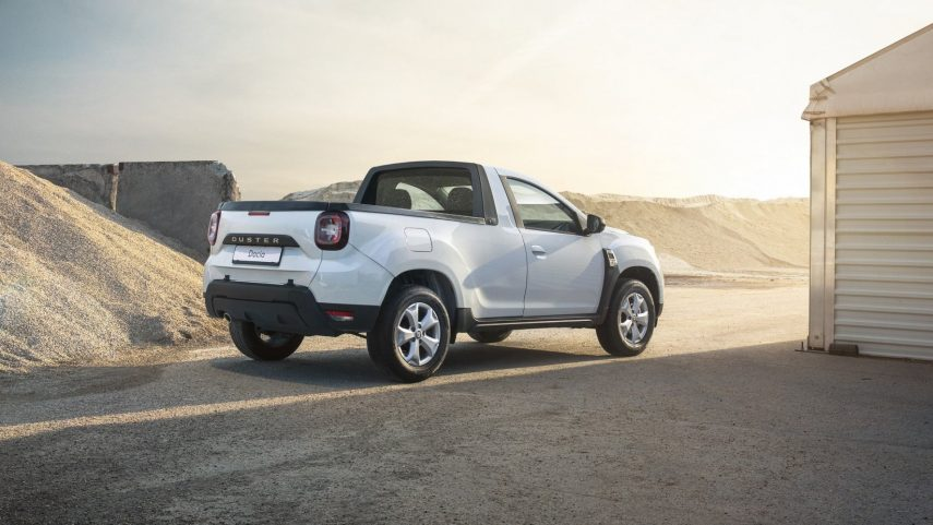 Dacia Duster Pick Up (3)