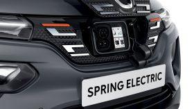Dacia Spring Electric 2021 (16)