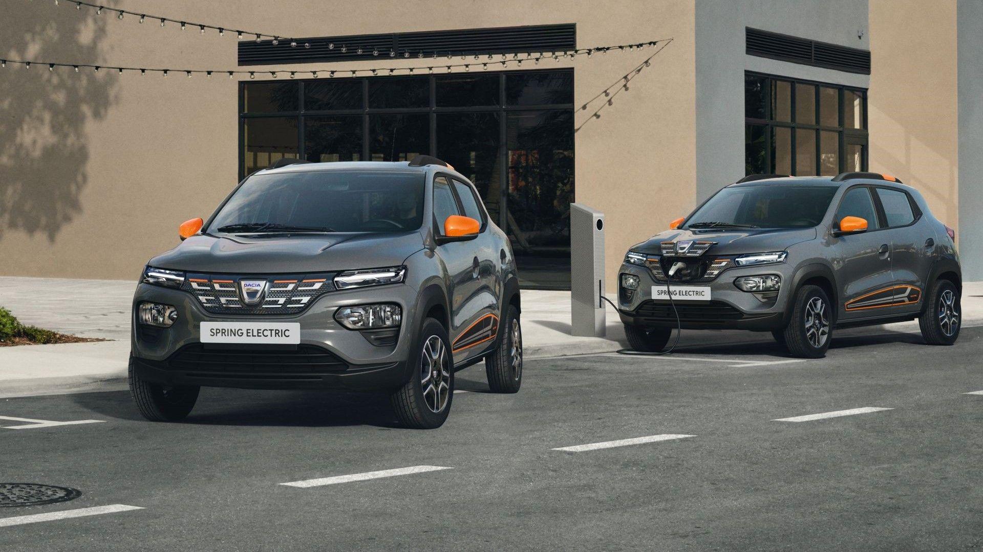 Dacia Spring Electric 2021: pequeño, SUV, eléctrico y para todos