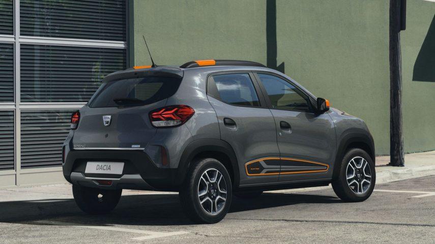 Dacia Spring Electric 2021 (6)