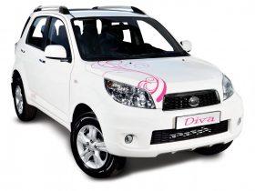 Daihatsu Terios Diva Deluxe