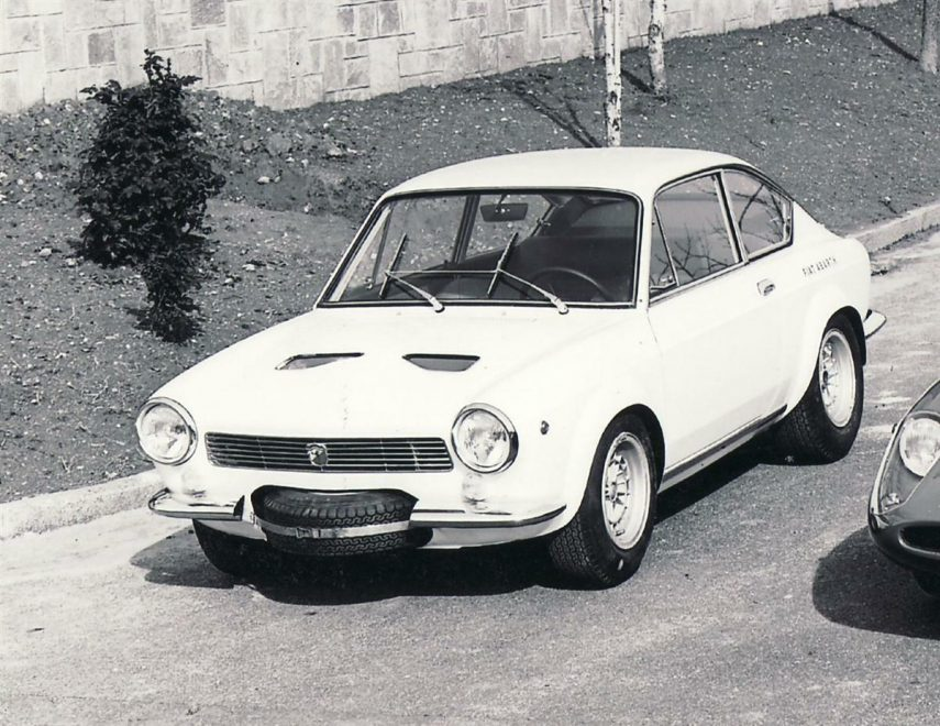 """Coche del día: Fiat Abarth OT 2000 Coupé """"America"""""""