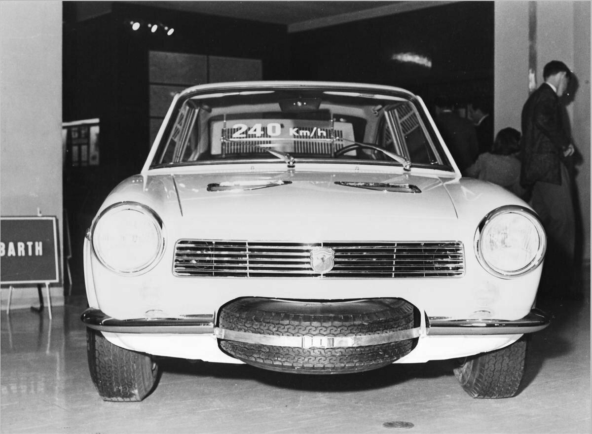 Fiat Abarth OT 2000 Coupe 2