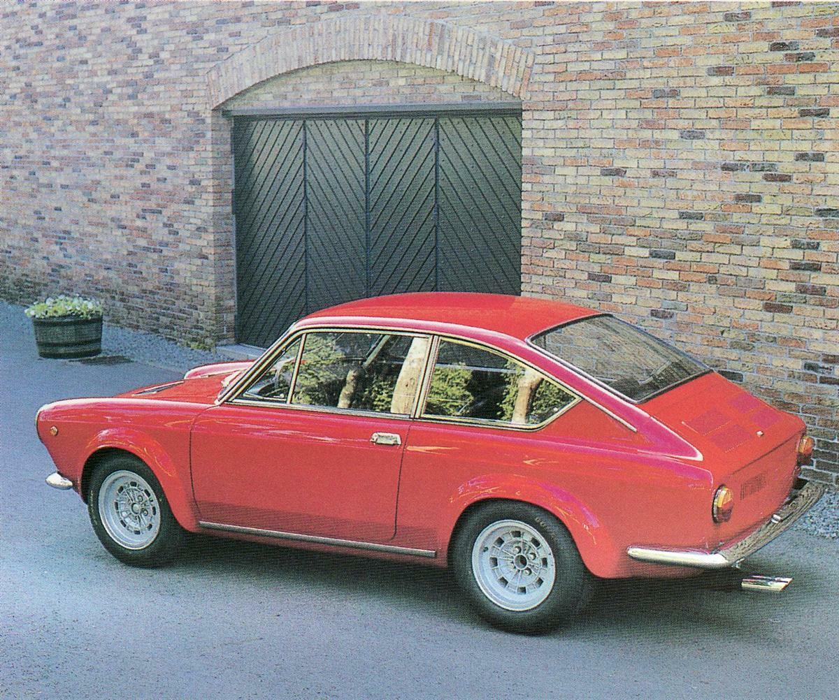 Fiat Abarth OT 2000 Coupe 4