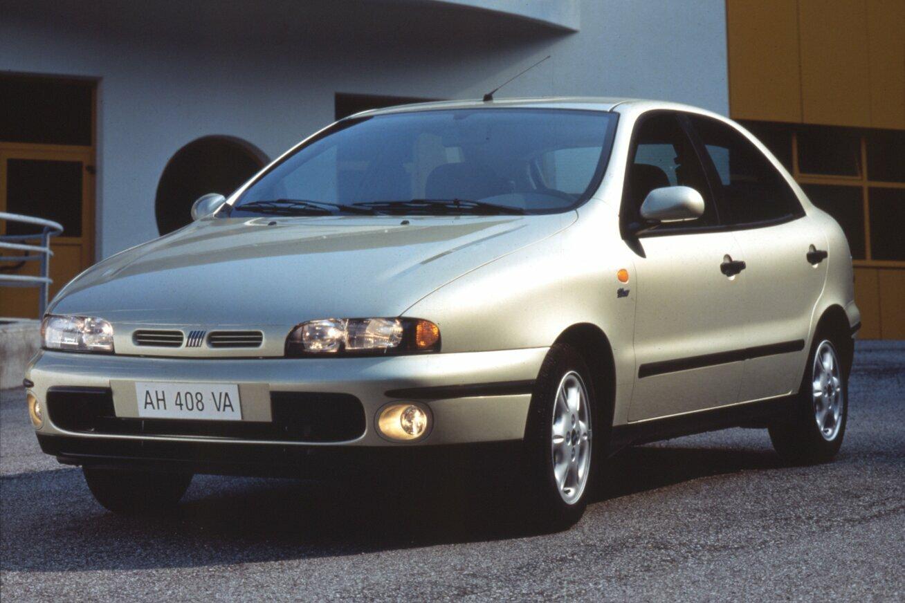 Coche del día: Fiat Brava (182)