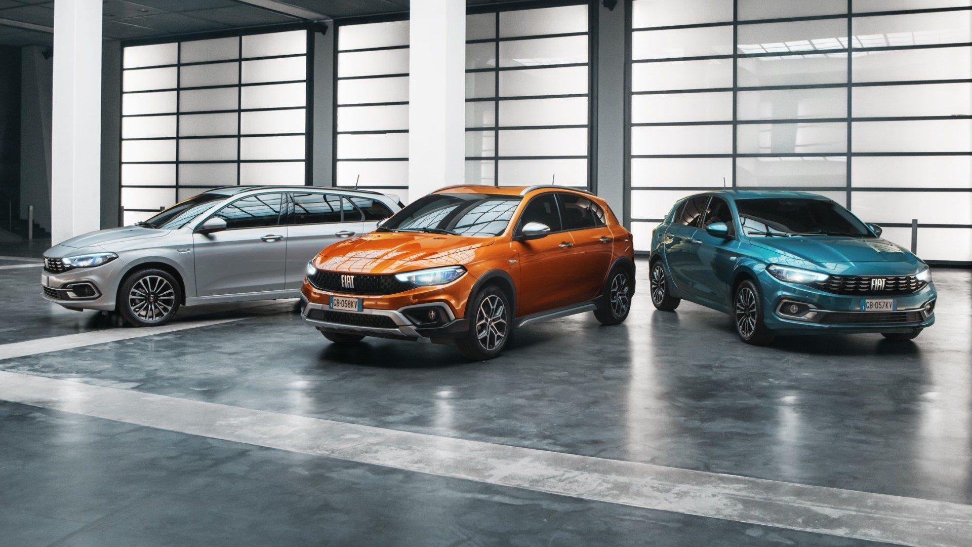 Fiat Tipo 2021, ahora con nueva versión de aspecto crossover