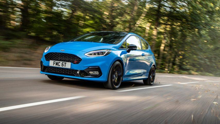 Ford Fiesta ST Edition, para los más puristas de la conducción