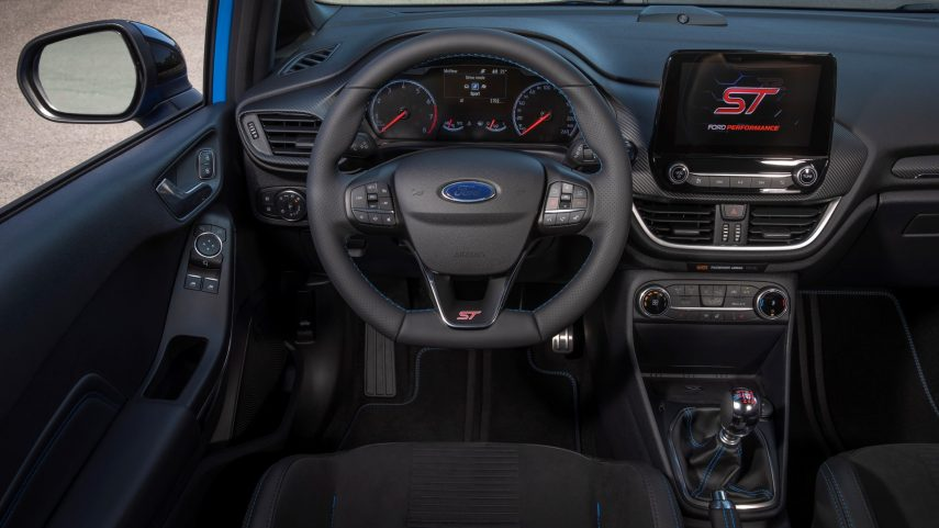 Ford Fiesta ST Edition 2021 (7)