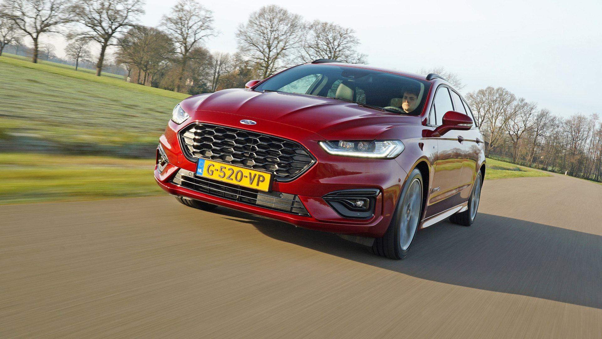 El Ford Mondeo deja de estar disponible con motor de gasolina