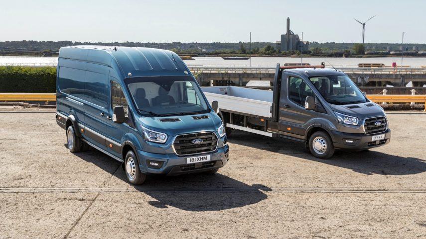 Ford Transit 5.0 toneladas: una gran furgoneta, o un pequeño camión