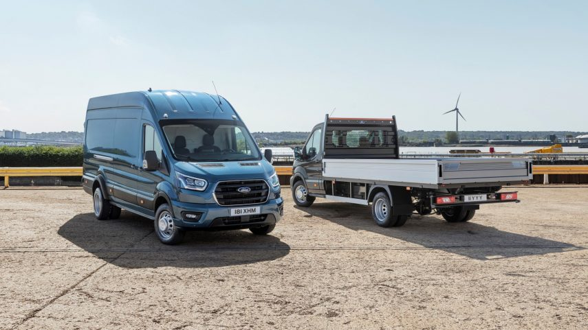 Ford Transit 5 0 Toneladas 2021 (2)