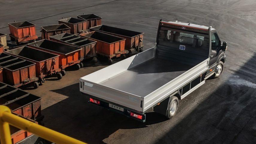Ford Transit 5 0 Toneladas 2021 (8)