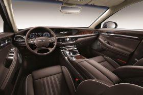 Genesis EQ900 interior 1