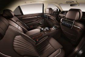 Genesis EQ900 interior 2