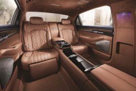 Genesis EQ900 interior 3