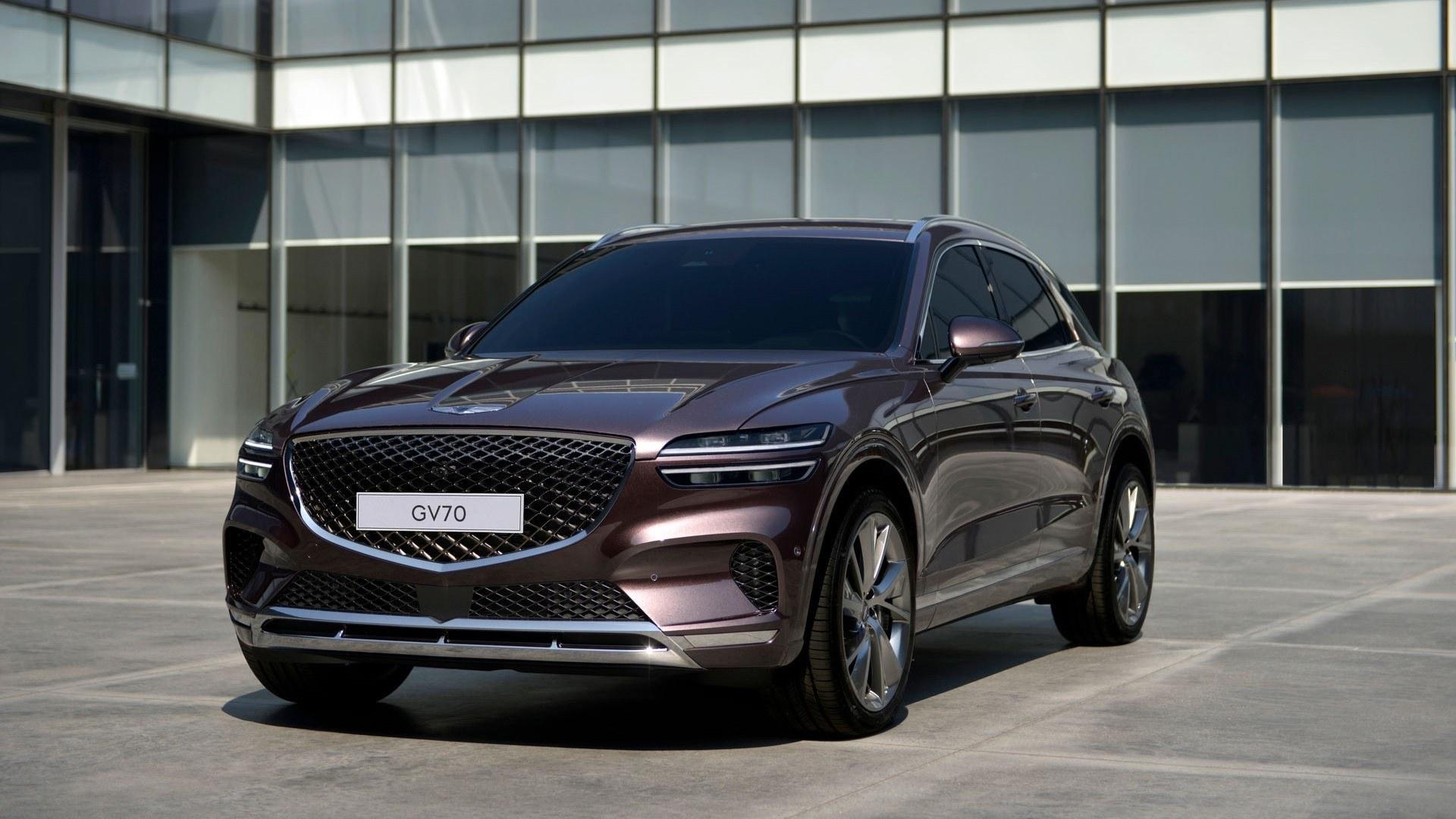 Genesis GV70 2022, la apuesta de Hyundai para el segmento C-SUV premium