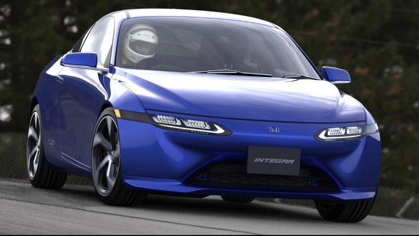 ¿Y si el Honda Integra regresase como un coche de producción en 2021?