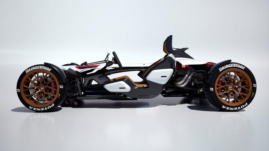 Coche del día: Honda Project 2&4
