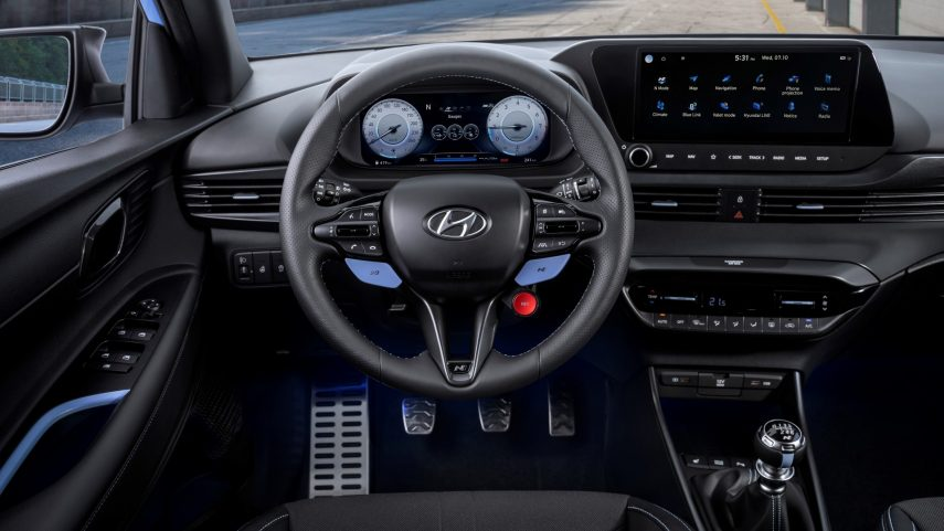 Hyundai i20 N 2021 (15)