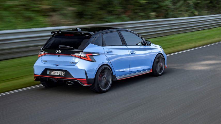 Hyundai i20 N 2021 (5)