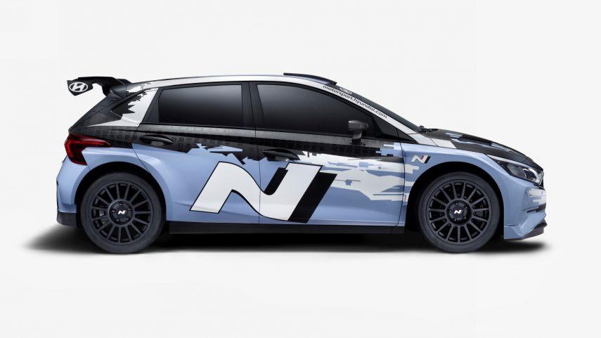 Hyundai i20 N Rally2, dispuesto a ser el mejor nuevo R5