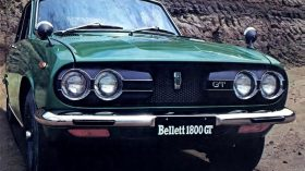 Isuzu Bellett 1800 GT 1971