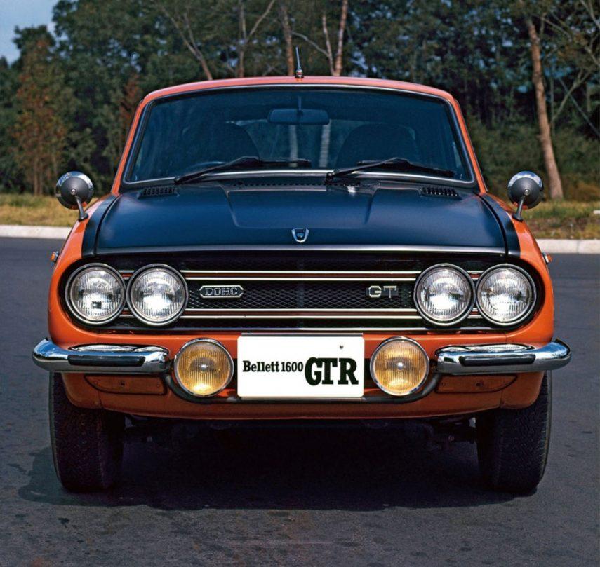 Isuzu Bellett GT R 1969