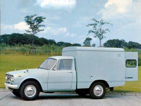 Isuzu Wasp Van 1963