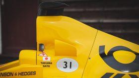 Jordan F1 Car 5