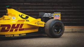 Jordan F1 Car 7