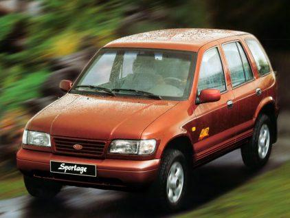 Kia Sportage 1993 1