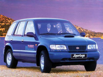 Kia Sportage 1993 2
